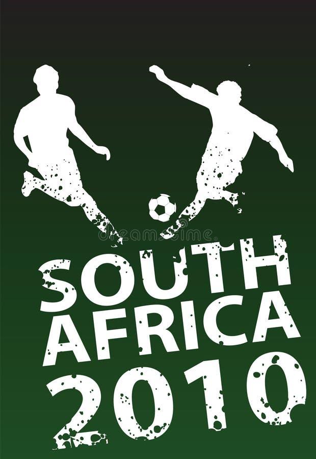 Африка 2010 южная бесплатная иллюстрация