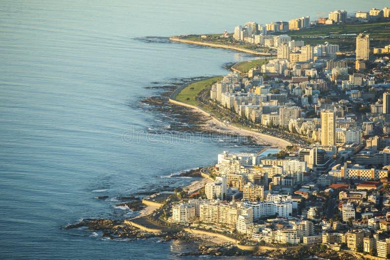 Африка Cape Town южное стоковое изображение rf