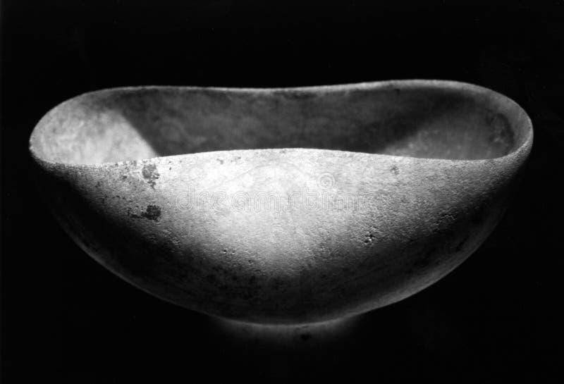 ацтекская ваза Стоковые Изображения