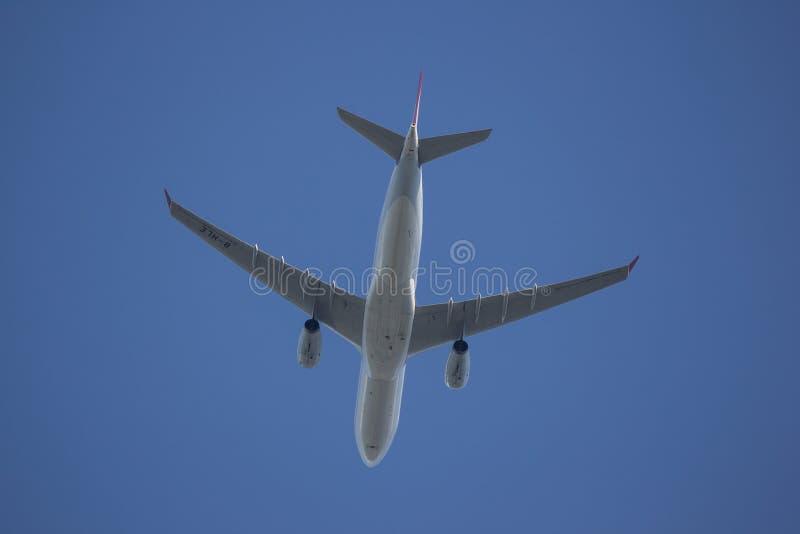 Аэробус A330-300 дракона китая стоковое изображение