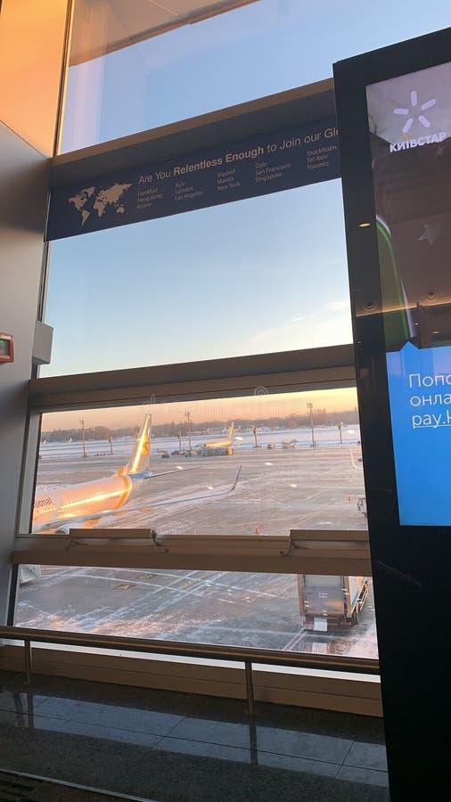 Аэропорт стоковое фото
