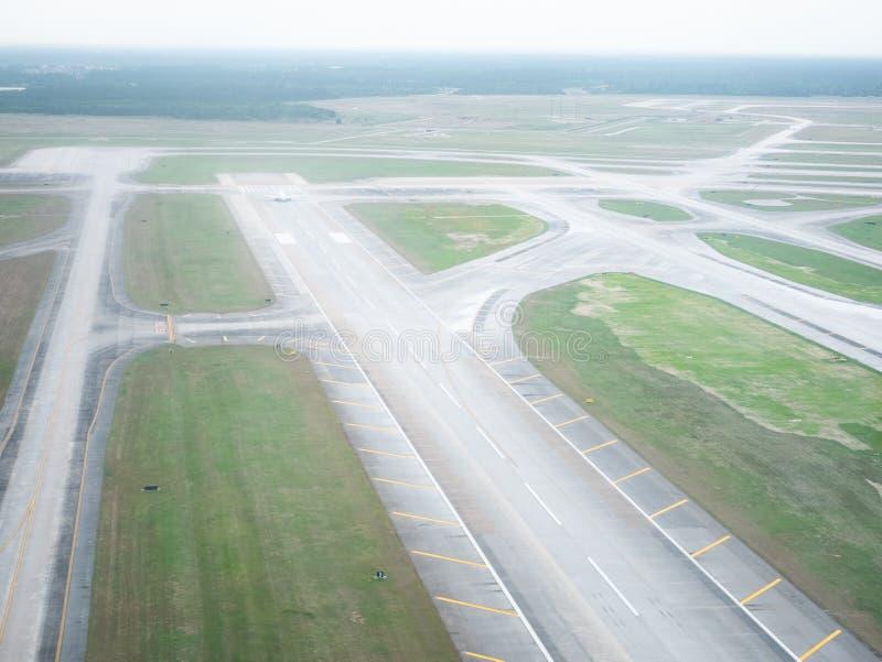 Аэропорт Хьюстон стоковые фотографии rf
