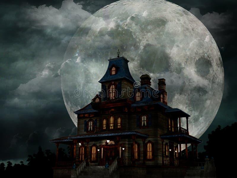 ая дом иллюстрация штока