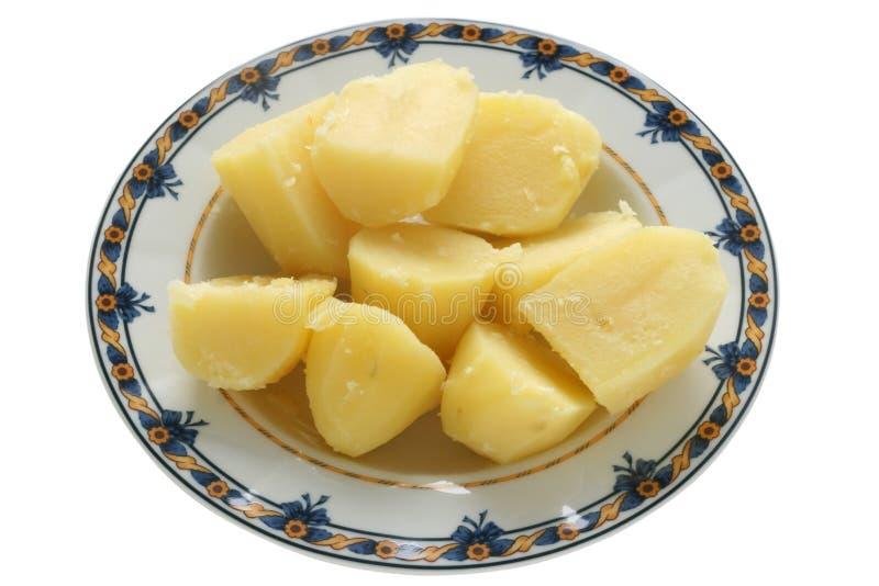 ая картошка стоковое изображение