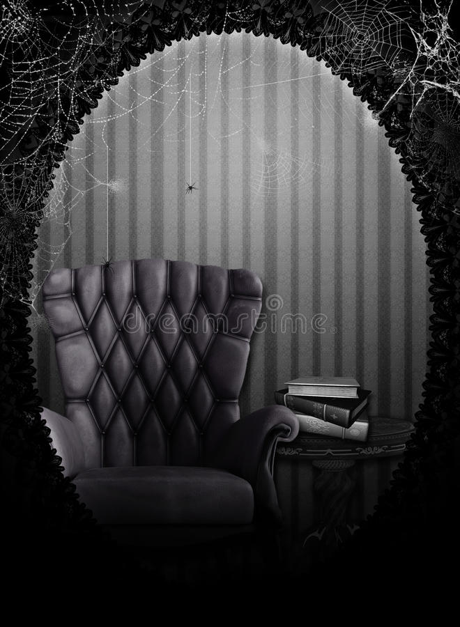 ая комната иллюстрация штока