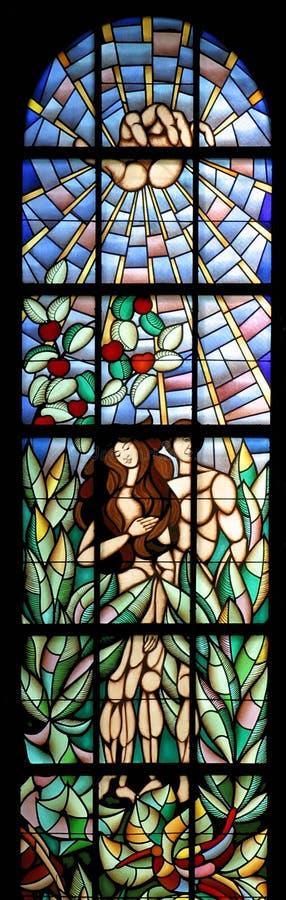 Адам и Eve стоковая фотография rf