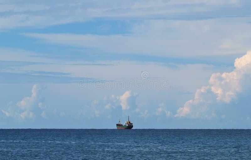 адриатическое море стоковое фото rf