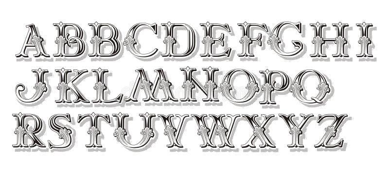алфавит бесплатная иллюстрация