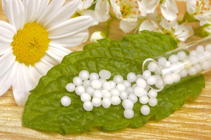Гомеопатия стоковые фотографии rf