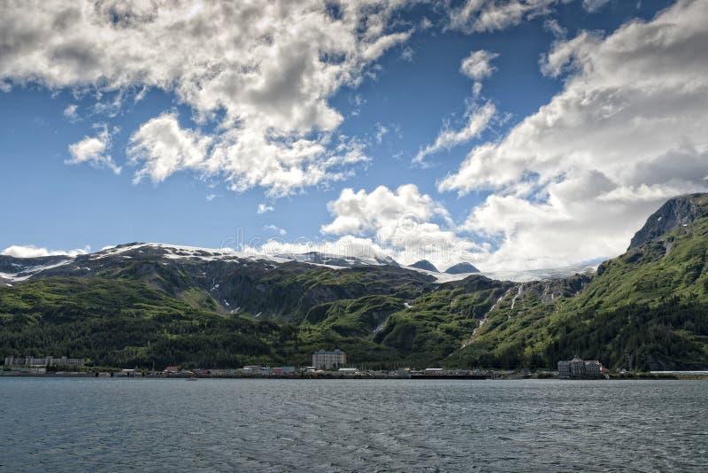 Аляска Prince William Sound стоковая фотография rf