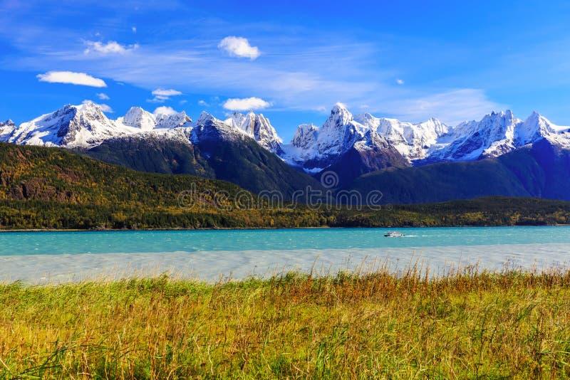 Аляска skagway стоковая фотография