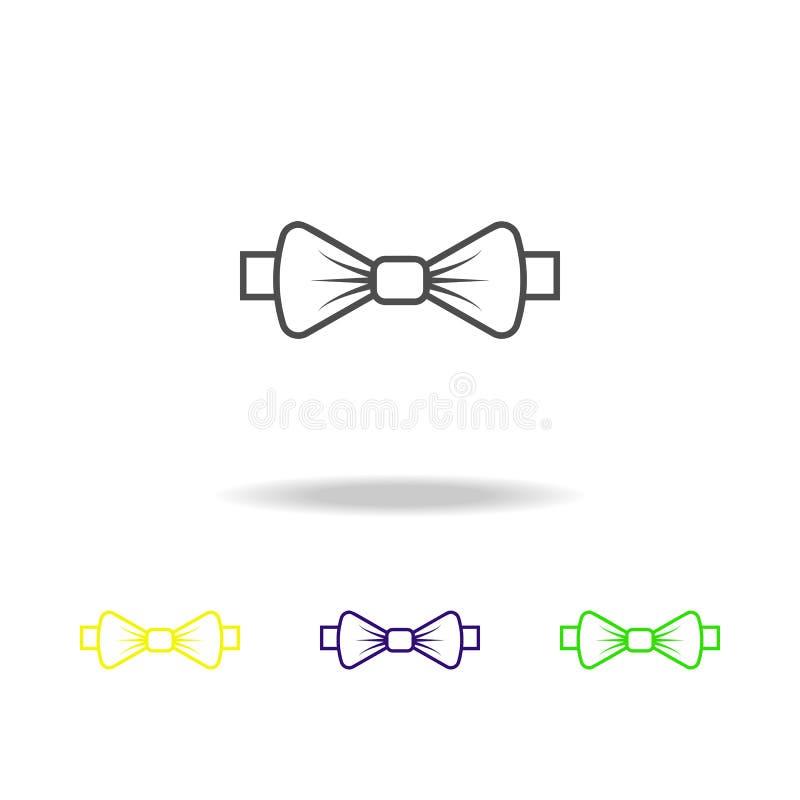 бабочка холит пестротканый значок Элемент свадьбы, тонкая линия пестротканый значок можно использовать для сети, логотипа, мобиль иллюстрация вектора