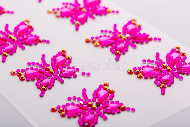 бабочки декоративные стоковые изображения