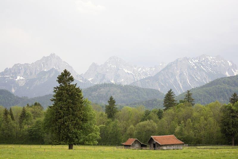 Бавария Германия стоковое фото