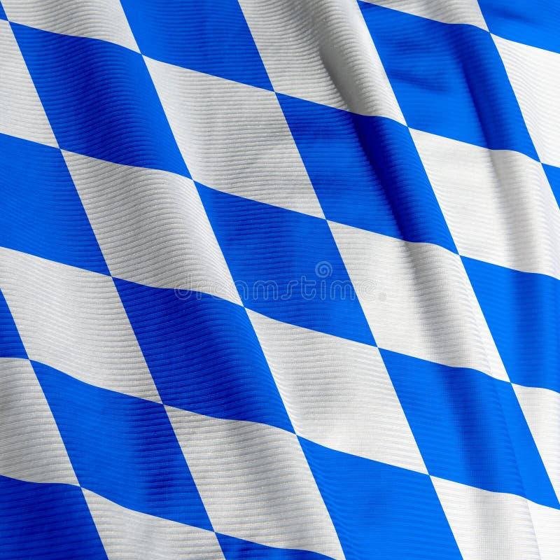 баварский флаг крупного плана Стоковое Фото - изображение ...  Баварский Флаг