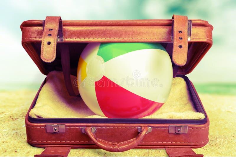 Багаж чемодана стоковая фотография