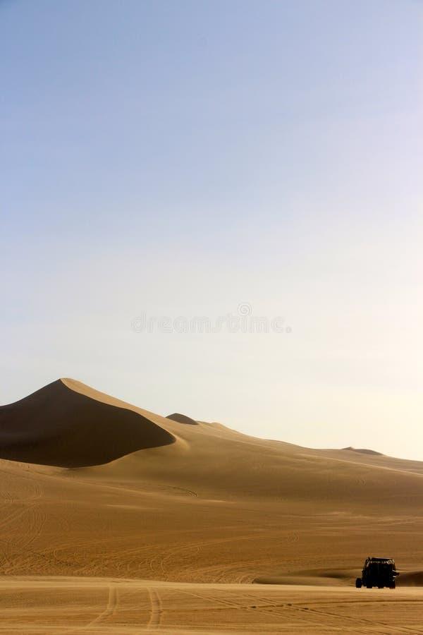 Багги дюны стоковое фото rf