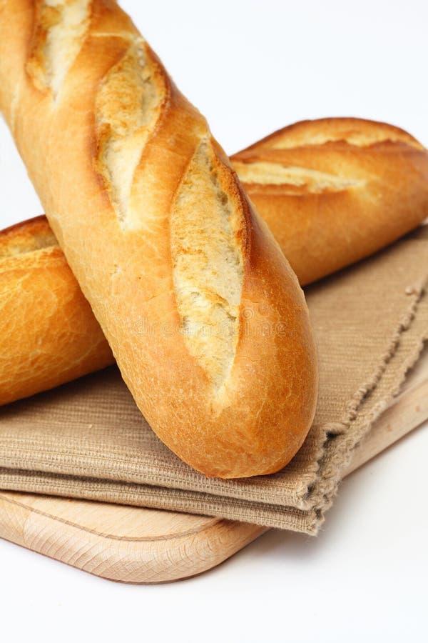 багеты французские стоковая фотография rf