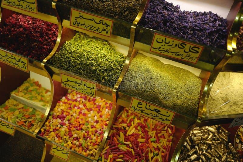 Базар в Иране стоковые фотографии rf