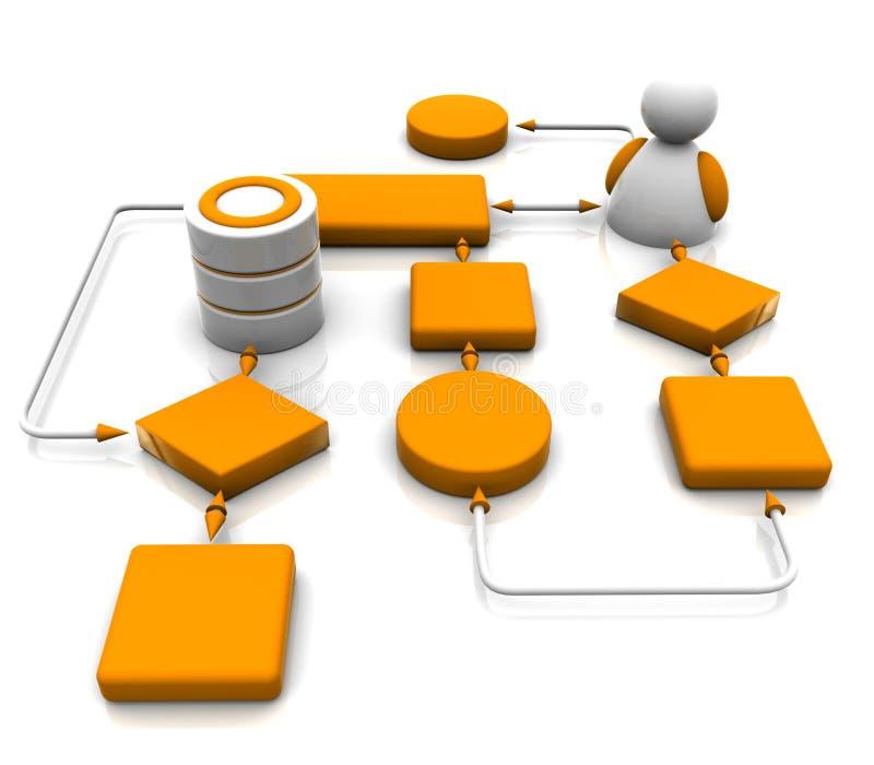 База данных бесплатная иллюстрация