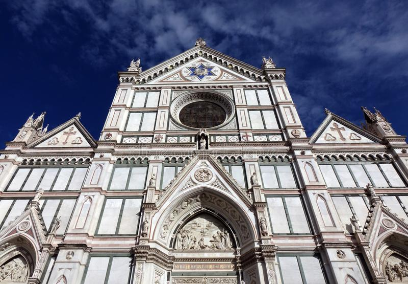 базилика croce di santa стоковая фотография rf