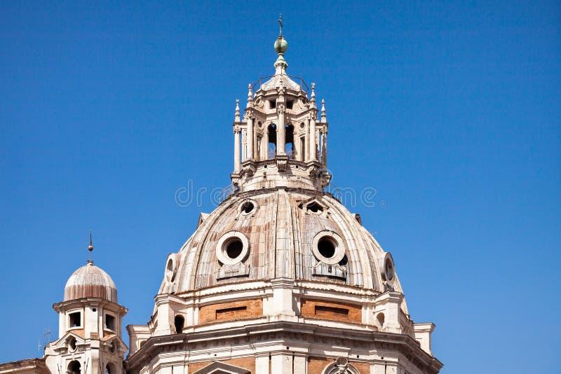 Базилика Ulpia Италия rome стоковое фото rf