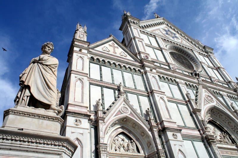 Базилика Santa Croce стоковое фото
