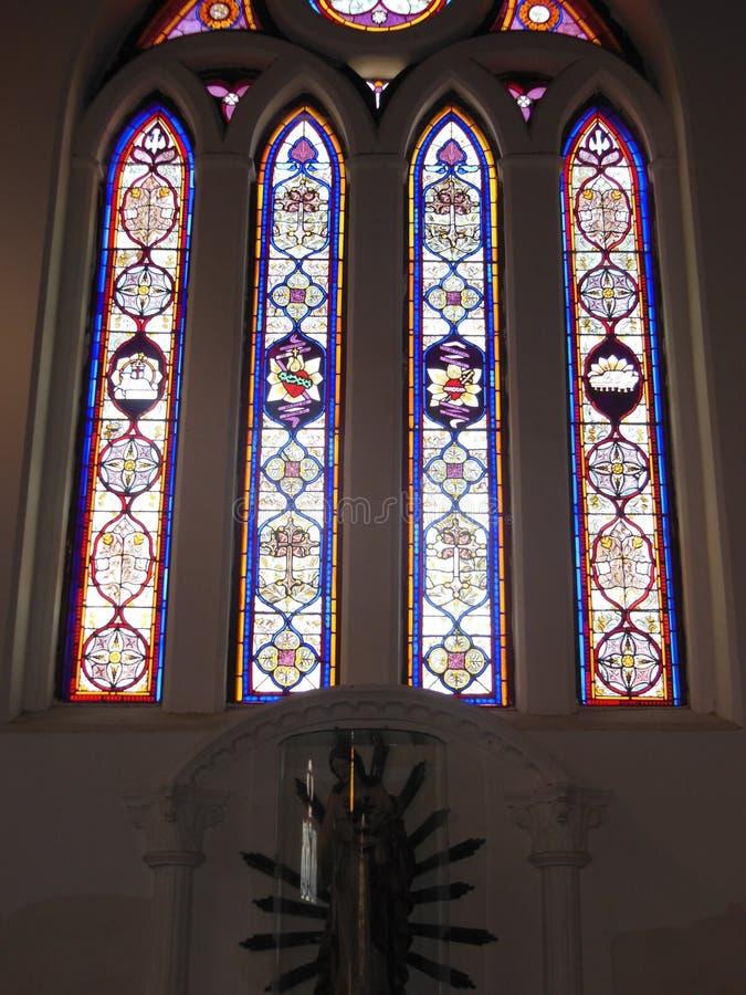 Базилика 5 St. Thomas стоковая фотография