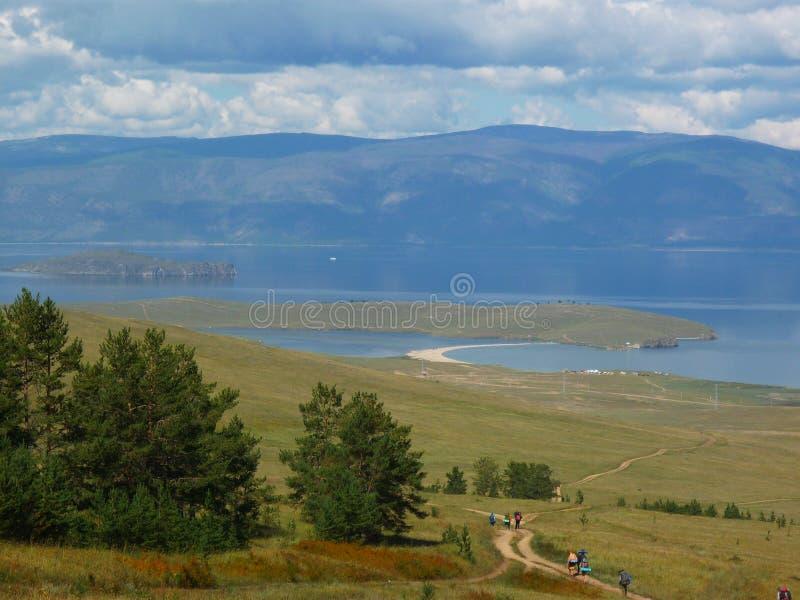 Байкал стоковая фотография rf