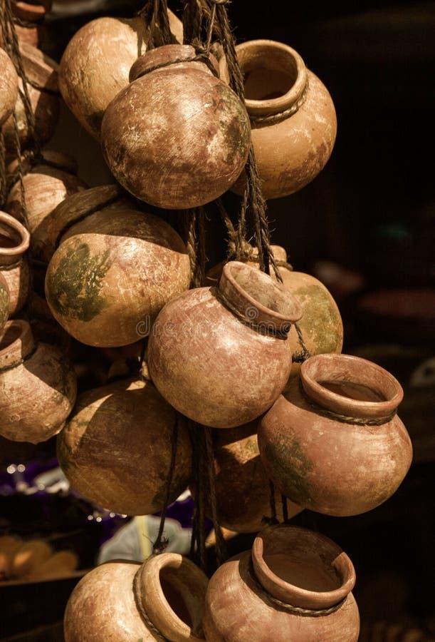 Баки гончарни - Мексика стоковая фотография rf