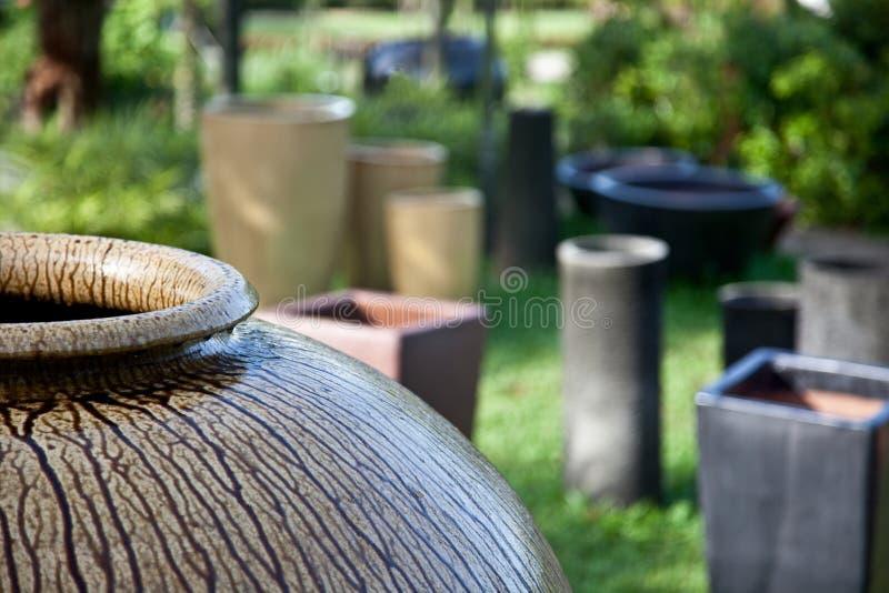 баки сада стоковая фотография rf