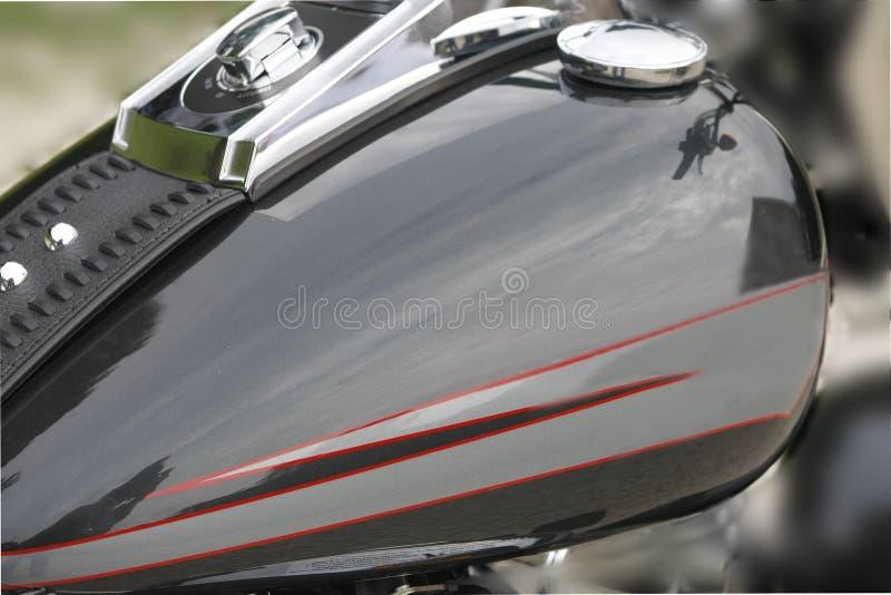 бак мотоцикла стоковое изображение