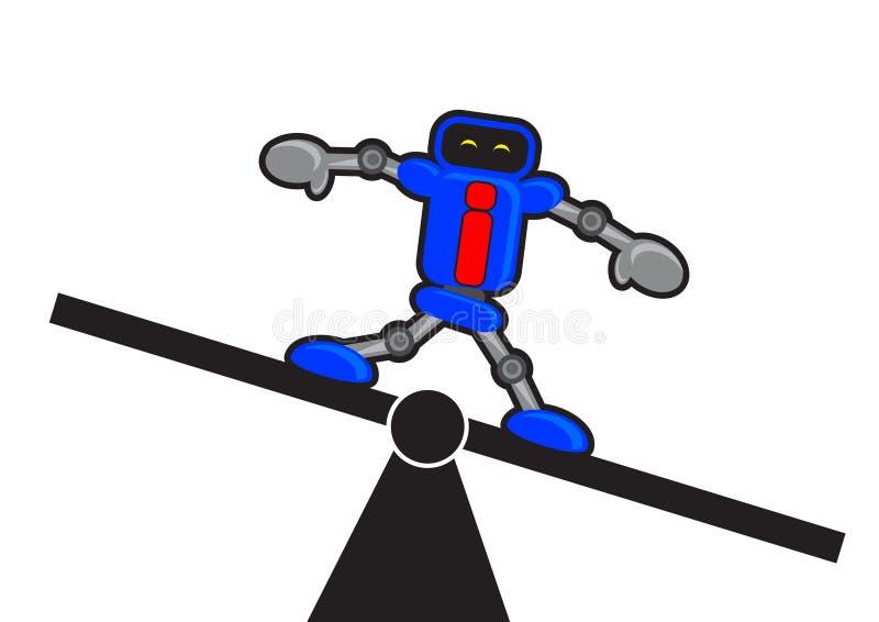 Баланс иллюстрация вектора
