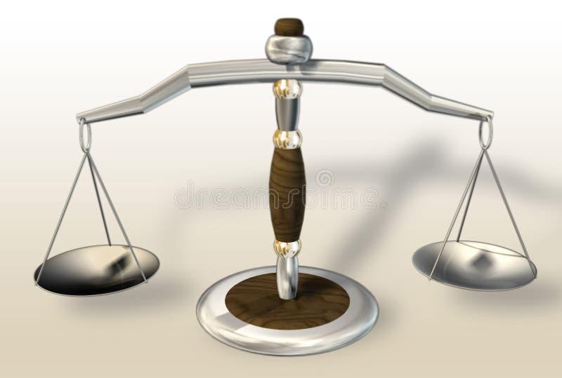 баланс иллюстрация штока