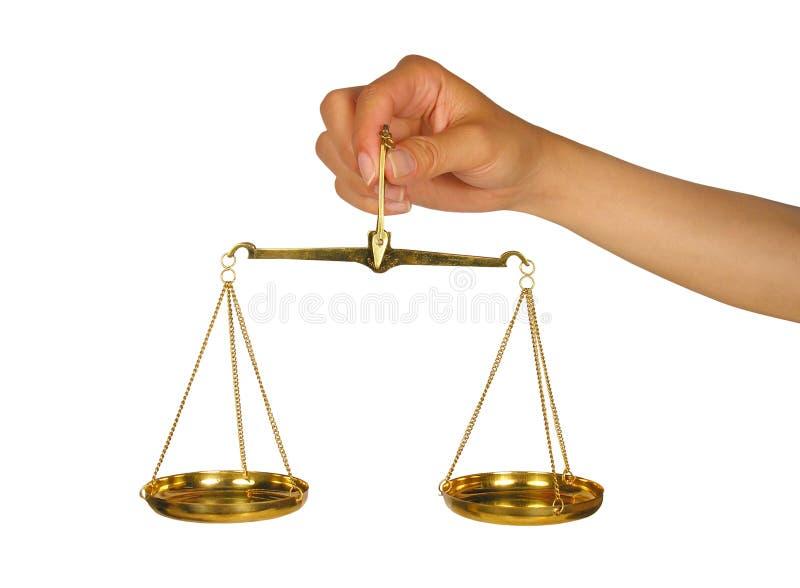 баланс стоковая фотография