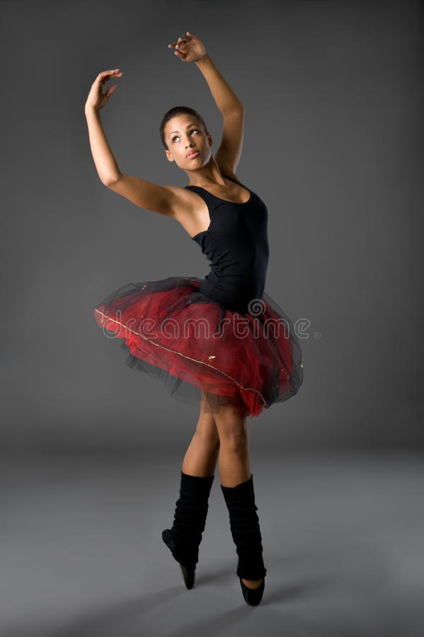 балерина классическая стоковое фото