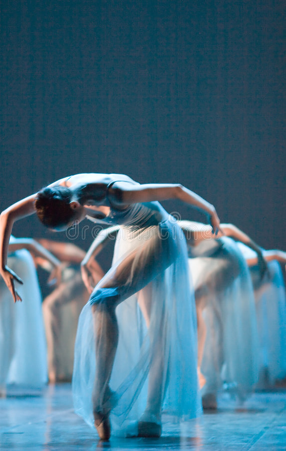балет стоковое изображение rf