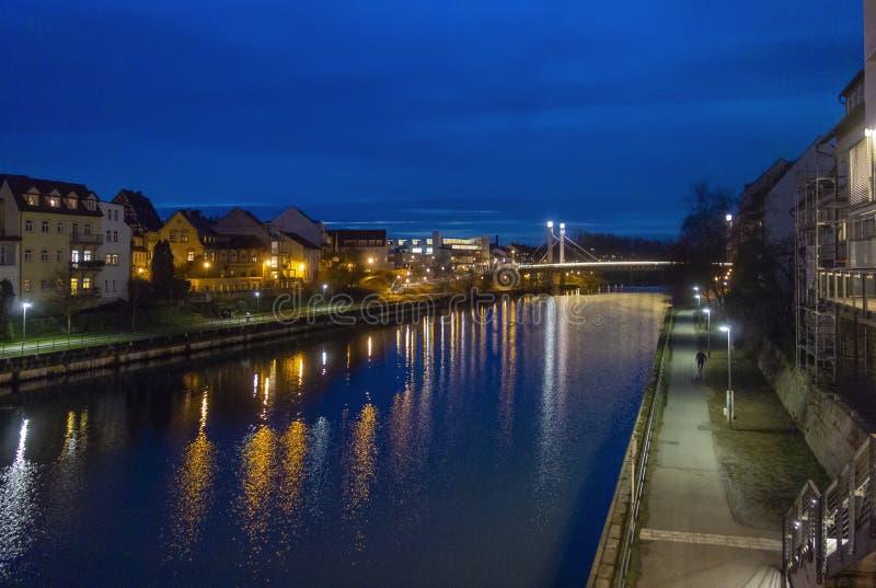 Бамберг в Баварии стоковая фотография rf