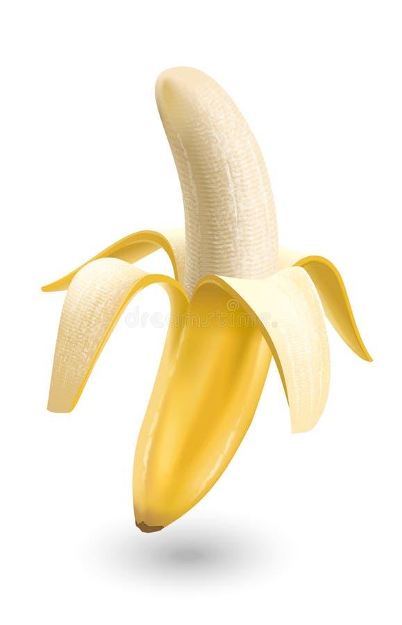 Банан иллюстрация вектора