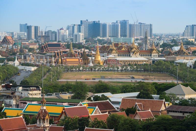 Бангкок столицы Таиланда стоковые фотографии rf
