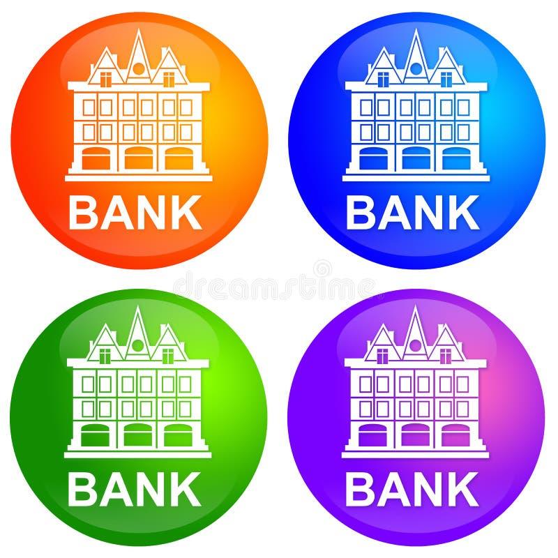 Банк иллюстрация штока