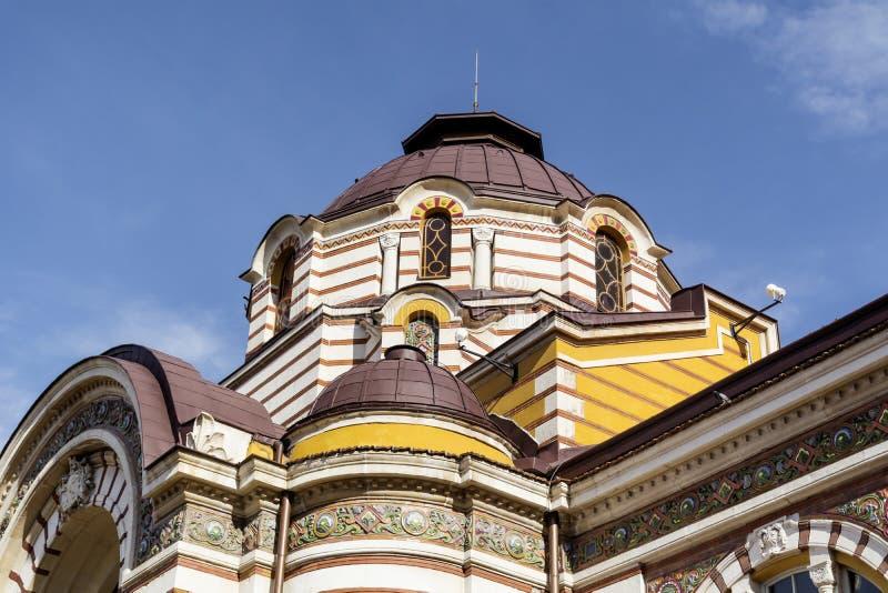 Баня публики Софии стоковая фотография