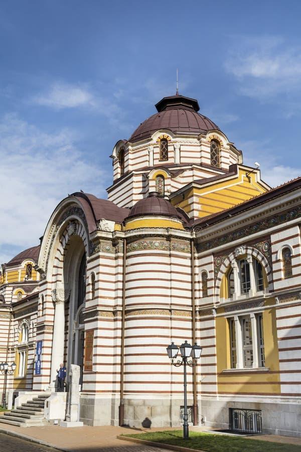 Баня публики Софии стоковая фотография rf