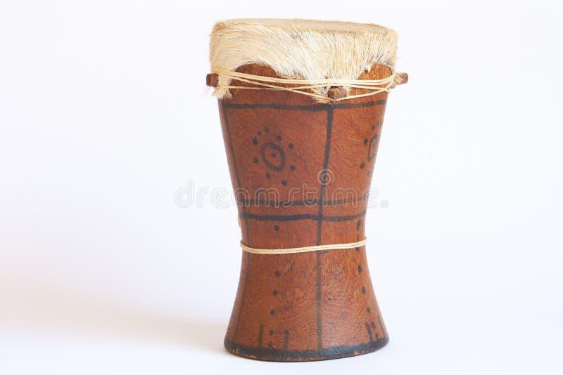 барабанчик Африки стоковые фотографии rf
