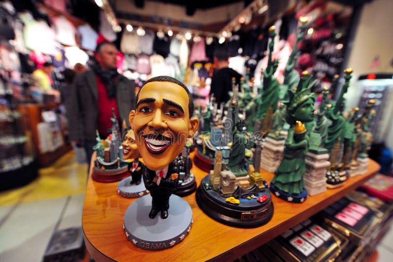 Барак Hussain Обама - 44th президент Соединенных Штатовов стоковая фотография rf