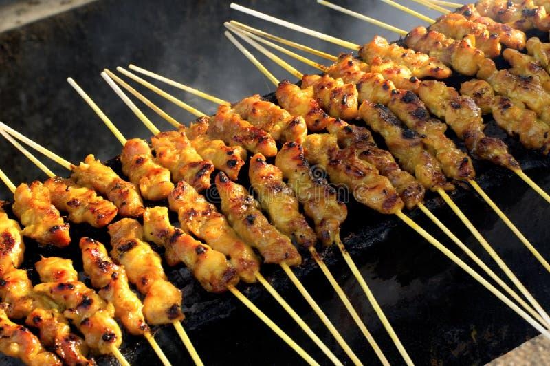 барбекю langkawi Малайзия питает стоковая фотография rf