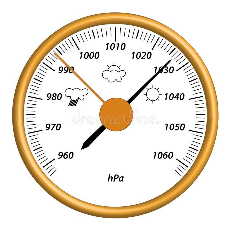 барометр бесплатная иллюстрация