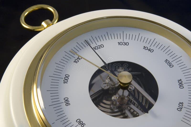 барометр стоковая фотография