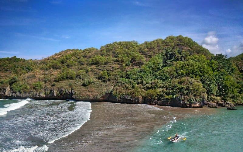 Барон Пляж стоковое изображение rf