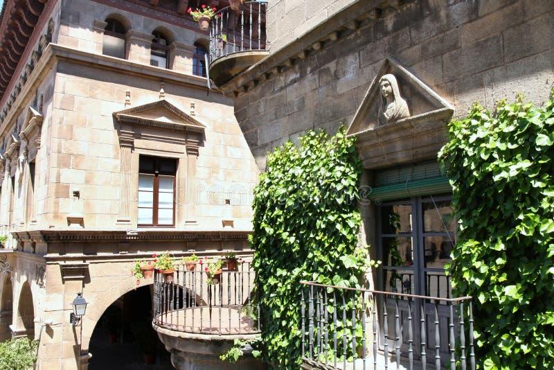 Барселона, Испания стоковое изображение rf